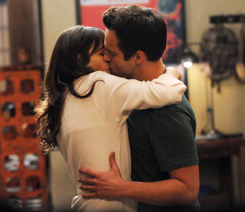 One of the best TV kisses ever!