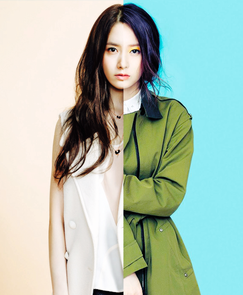 krystal and yoona | Tumblr F(x) Krystal And Yoona