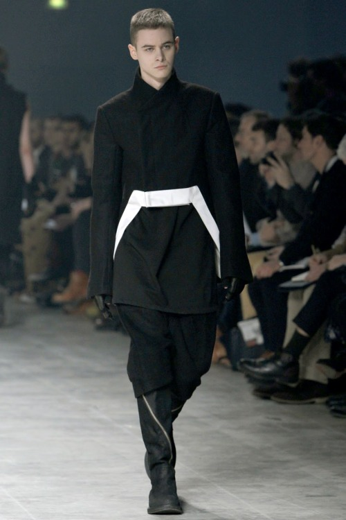 libentina:   Rick Owens Autumn Winter 2012