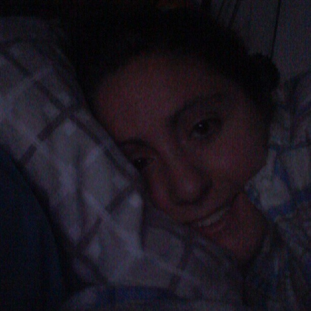 In bed cause it's cold. #bed #cold #winter #flanno #wantcuddles