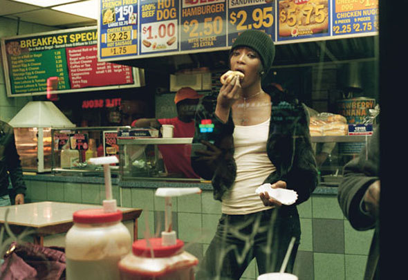 i-wanna-be-your-joey-ramone:  Naomi Campbell, photo by Steven Klein