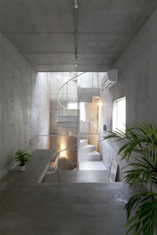 tecnohaus:  Stairs: KAP / Komada Architects' Office