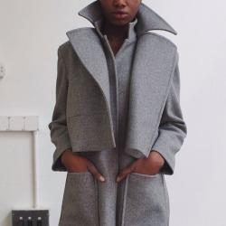 Black and White fashion motivation design Model black girls gray grey haute couture contrast fashion design fashion designer Fifty Shades of Grey minimalist design minimal fashion