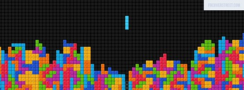 Tetris Facebook Cover