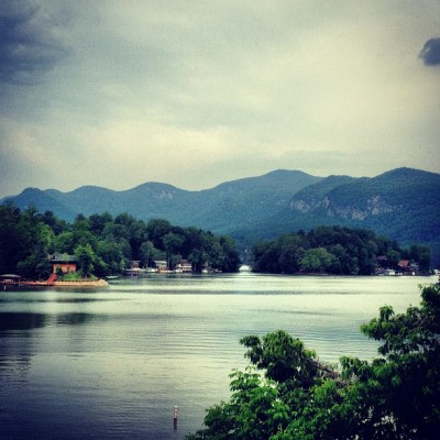 Point of View. Lake Lure NC. Man, I love this place. #lakelure #northcarolina