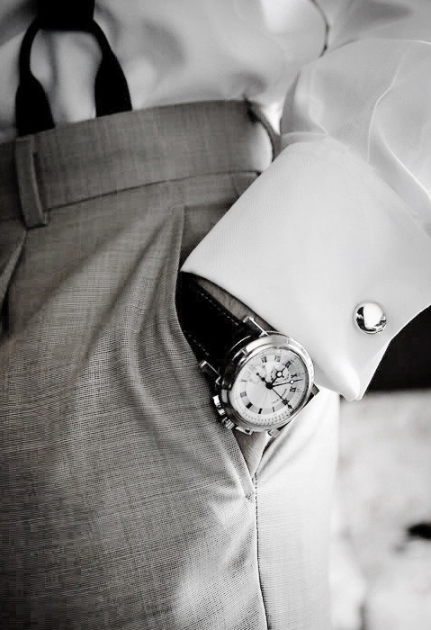 gntstyle:  Very nice time piece  Real Men LifeStyle? Follow: BLOGFACEBOOK