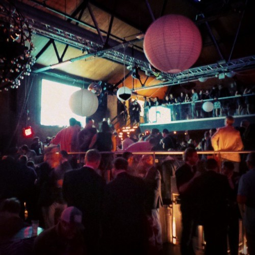 Fancy #webby after party (at Amnesia NYC)