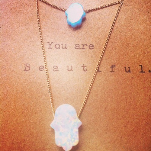 "theneshamaproject:  The layered look! ""You are beautiful"" #theneshamaproject #hamsa #soul #inspire #give #israel #africa #beauty #zenomountainfarm @innoafrica  (at www.theneshamaproject.com)"