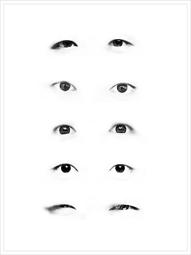 lee sandeul eyes