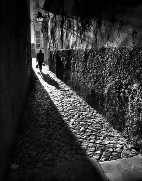 "Rui Palha A bit of lighting, Portugal From ""Street Photography"" - by Rui Palha"