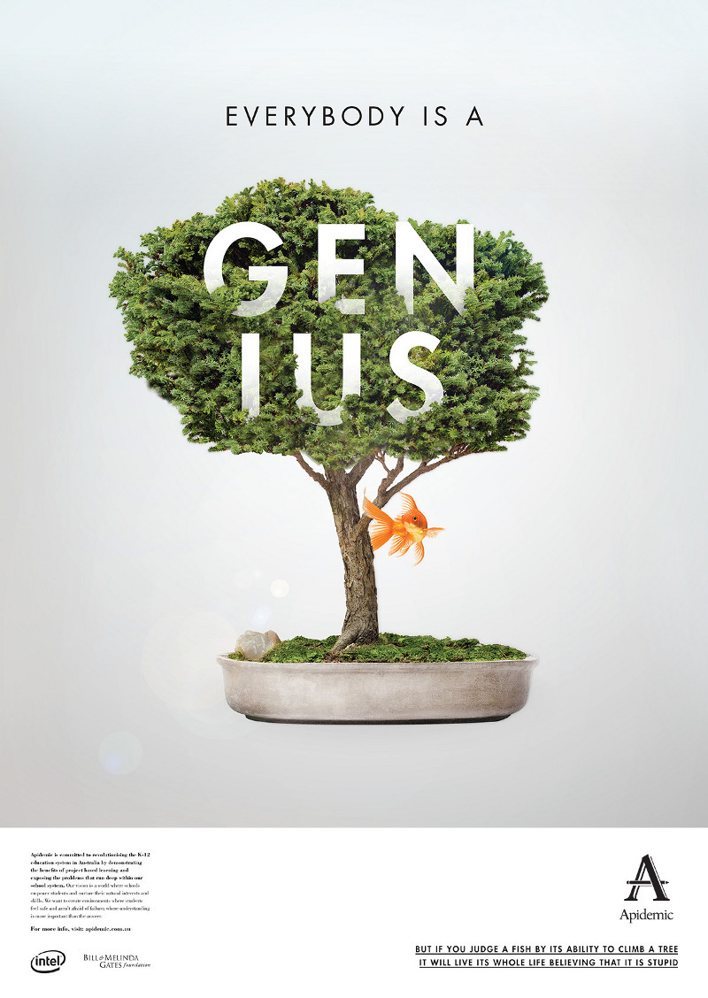 designersof:  Everybody is a Genius • Jonathan Key