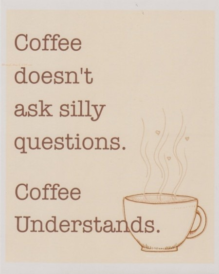 theopinionofone:  I'm hopelessly in love with coffee