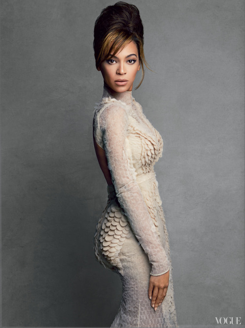 bohemea:  Beyonce - Vogue by Patrick Demarchelier, March 2013