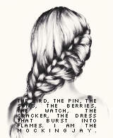 Catching Fire quotes by Suzanne Collins.