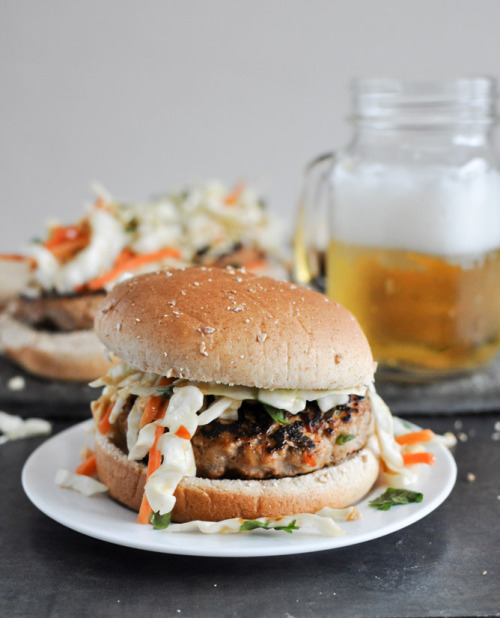 fattributes:  Thai Turkey Burgers