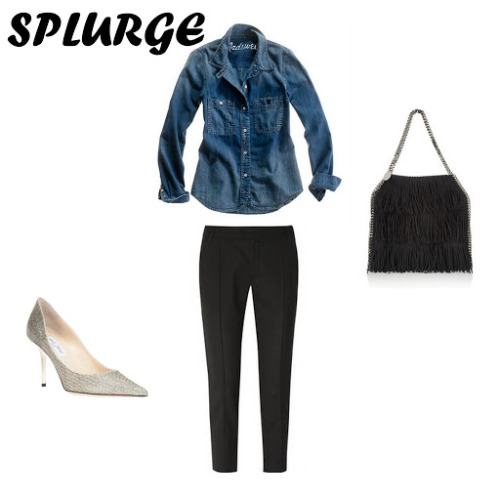 Splurge & Save Outfit: No. 6