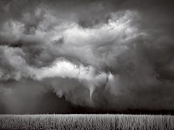 elinka:  Funnel Cloud, Minnesota Photograph by Mitch Dobrowner