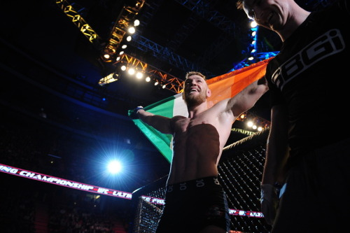 norajsy:  Connor McGregor Photo by Esther Lin Courtesy of MMA Fighting