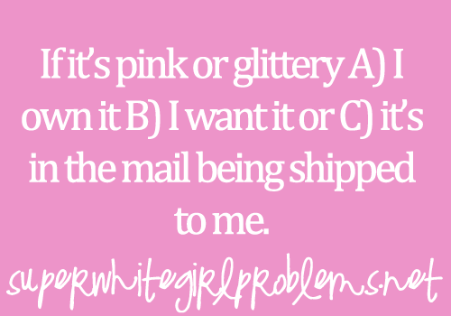 superwhitegirlproblems:  http://ibelieveinpink13.tumblr.com/