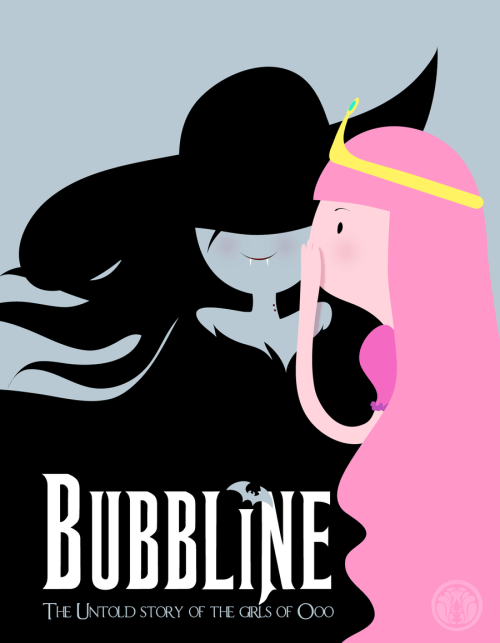 iswearimnothip:  Bubbline, the Untold Story by ~YouthCat