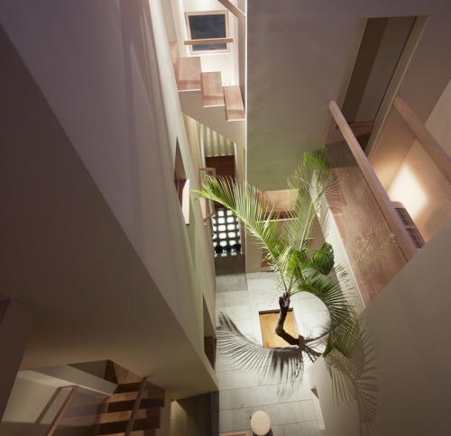 (via fujiwarramuro architects: house in goido)