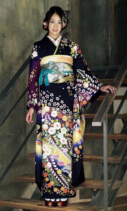 Kimono Teen 121