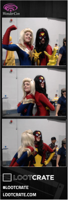 underthenerdhood:  Honestly some of my favorite photos from wondercon