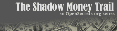 "opensecretsnews:  ""Shadow"" money, ""dark"" money, ""secret"" money: whatever its name, it's still a driving force in elections, Congressional votes, and how laws get enforced (or not). Shed some light and find out how powerful nondisclosing groups game the IRS and get away with some shady practices. Follow our ""Shadow Money Trail"" series here."