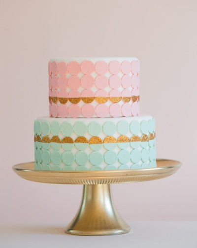 confectionerybliss:  DIY: Glittery Necco Wafer Cake DIY here