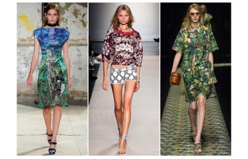 Dare To Wear Hawaiian Print Hawaiian prints were trending last season and according to Vogue, they're coming back this season!…View Post