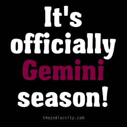 zodiaccity:  Big shoutout to all the Geminis out there!!!!