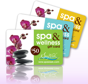 Enter our Spa Week giveaway now for your chance to win a $50 Spa and Wellness gift card!!!