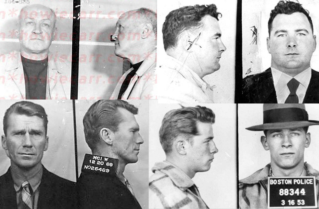 "My Cousin Joe Was a Hitman for the Boston Mob Above: Members of the Winter Hill Gang, including the notorious James ""Whitey"" Bulger (bottom right) and the author's cousin, Joe McDonald (top left). My cousin killed people. At least, that's what I'm told. I never met Joseph McDonald, but word is he preferred using a handgun. He liked to get in real close so that the soon-to-be deceased could figure out what was coming. His intense, bald visage would be the last face they would see on this earth. He was my grandfather's first cousin, my first cousin twice removed: a bookmaker, loan shark, thief, World War II vet, drunk, killer. He was a member of the Winter Hill Gang, the most notorious Boston-area outfit of the last half-century. There are Winter Hill guys who have admitted to murdering 20 people, guys who tried to run guns for the IRA, and guys who fixed horse races up and down the East Coast. Some of the Hill's associates started grabbing headlines in the early 1960s. Some of them, like James ""Whitey"" Bulger, continue to do so to this day. Lots of people died. Lots of people were sent to prison. So being related, even distantly, to one of the main players in that gang is, well, strange. My father's family—a clan of nurses and engineers—know next to nothing about Joe, who died in 1997. They are not the sort of people who rob warehouses or break out of prison. The author's cousin and Winter Hill Gang member, Joe McDonald. One of my aunts says there was shame, that my grandfather and his siblings were law-abiding folks who couldn't relate to Joe's life. Joe's name was never mentioned. The relatives who did meet Joe only did so once or twice, and memories are slippery things. Did he get pinched in a New York City train station while dressed as a nun with a machine gun under his habit? No, says another one of my aunts, the machine gun was in a hockey bag. There was no habit. It was all over the news, she says. Continue"