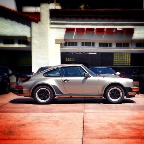 beverlyhillsporsche:  Hello There! 1979 #Porsche #930 #Turbo recently acquired by the Porsche Museum on loan to Beverly Hills Porsche! (at Beverly Hills Porsche)