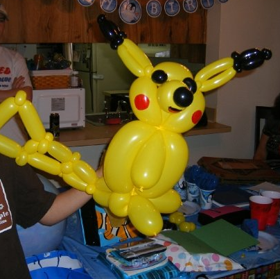 Super smash bros balloon