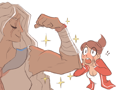 sailorleo:  muscle envy