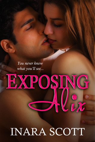 Exposing Alix- Inara Scott Sometimes a girl just wants to read a steamy romance and Exposing Alix is a perfect book to fill that want. It checks off every box—-chemistry between the protagonists, depth to the plot and the characters that moves beyond just romance, asking the big questions about love, life, death and what is real and what is not.  Inara does an amazing job of balancing vulnerability and a dark past of both her characters with a hopeful and optimistic romance storyline. Alix is ADORABLE while Ryker is a strong masculine lead without being a dominating asshole (as seems to be all the rage these days, blech). All in all, Exposing Alix was a perfect lazy Sunday indulgent read. Overall: A Exposing Alix is out now, get your copy here.