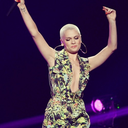 My girl #JessieJ looked great and killed it on #Idol last night!