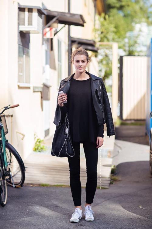 thehappynegro:  Stockholm Street Style