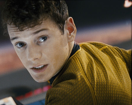 for-shits-and-hiddles:  njordanc:  Am I the only one that finds Chekov attractive in Star Trek??  hahahah, no.  Am I the only one who breathes?