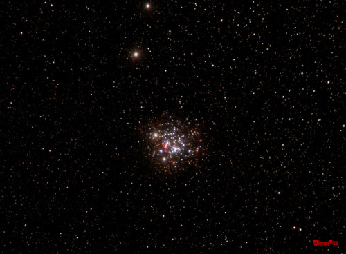 NGC4755: Jewel Box Star Cluster by Sam Frizza