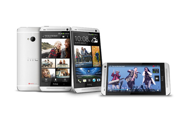 The newly announced HTC One looks stunning. They've taken lots of cues from the iPhone and have created a very compelling offering. This is the first time I have been genuinely excited about an Android phone.