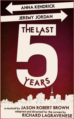ak47news:  The first artwork from 'The Last 5 Years' movie.