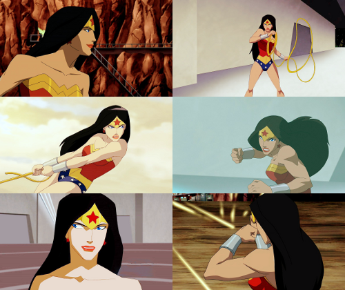 Young Justice Meme → Ten heroes: Wonder Woman (5/10)