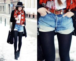 lookbookdotnu:  Levi's 501 | Endless Winter (by Kasia Gorol)