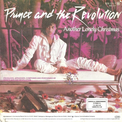 smitty-kitty:  now why would Prince ever be lonely on Christmas?