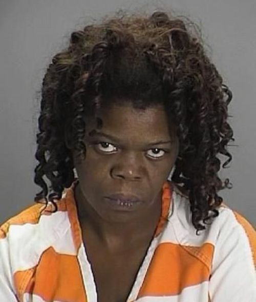 the-anal-rapist:  Bitch looks like Samuel L. Jackson…
