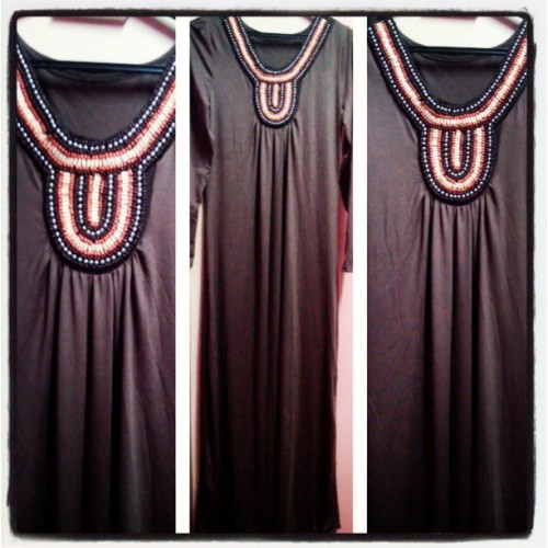 NEW MAXI DRESS FOR SALE! RM45.90 ONLY! FREE POSTAGE FOR SEMENANJUNG. 1ST COMES 1ST SERVED BASIS LIMITED STOCK!! #KeymeyOn9Shopping #darkbrown #maxidress