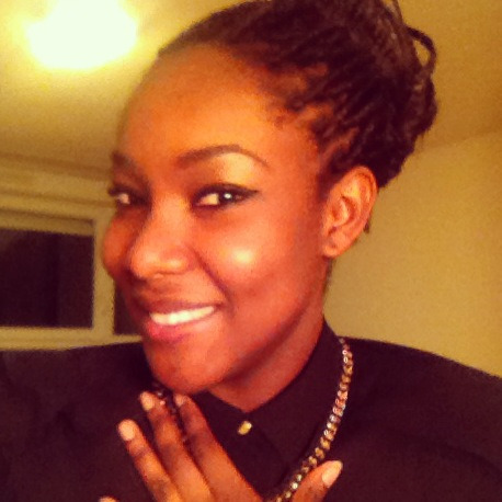 #blackgirl #smile #braids #bigcheeks