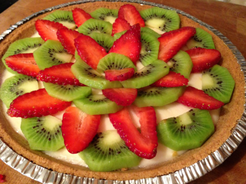 (Click here for recipe The Easy Cheesecake)